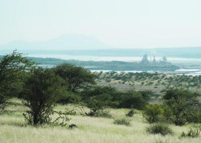 Magadi Soda Factory, Magadi Lake, Kenya, February 2020
